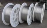 常温金属溶射線材、亜鉛線材とアルミニウム線材